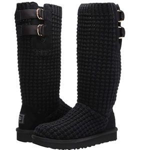 UGG Women's Classic Solene Tall Fashion Boots